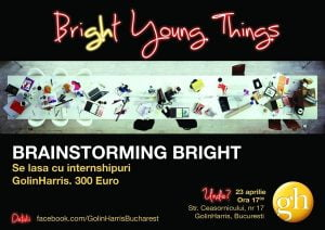 afis Bright Young Things